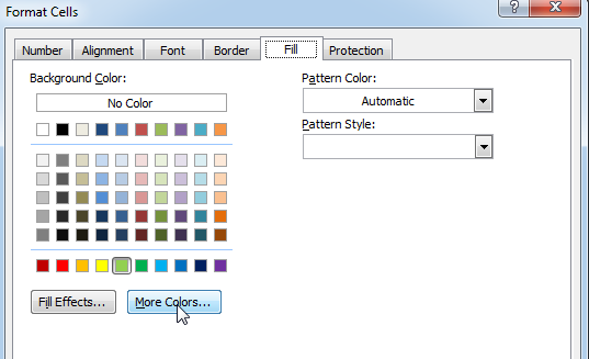 VBA Code to Count Color Cells with Conditional Formatting - EXCEL