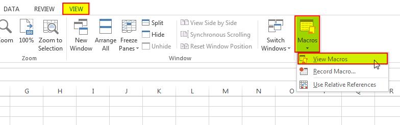 Delete Shapes in Excel Worksheet