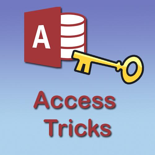 Access VBA Logo