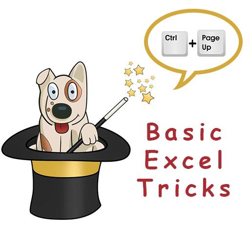 Basic Excel Tricks Logo