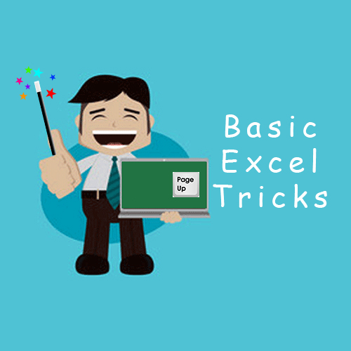 Basic Excel Tricks Logo New