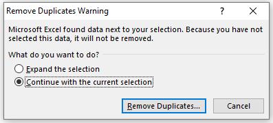 42.4 Remove Duplicates