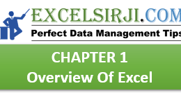 Overview of Excel