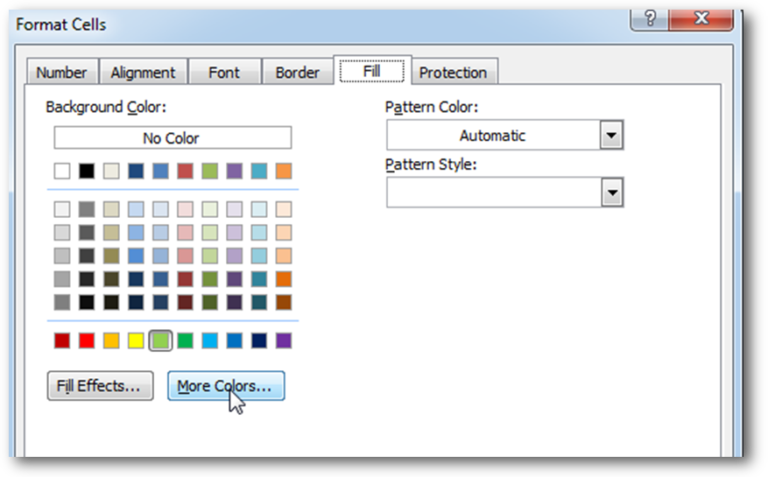 VBA Code to Sum Cells by Color