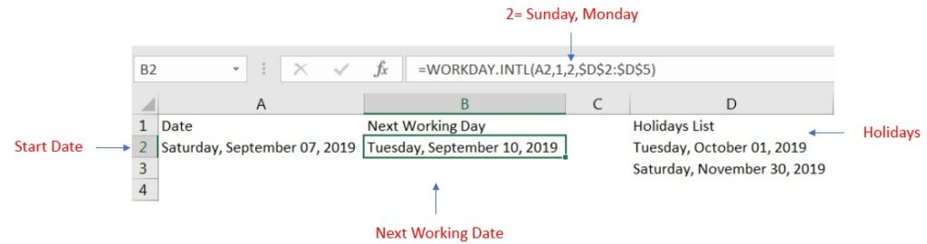 Workday.Intl Function