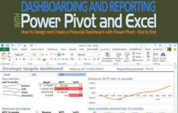 Excel Dashboard and Reporting