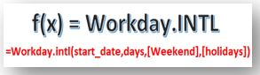 Workday.INTL Formula